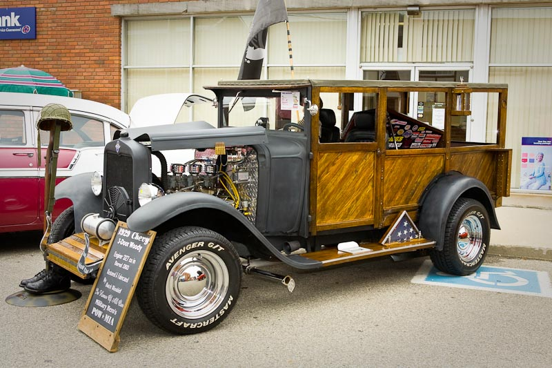 1929 Chevy Woody