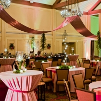 Country Club of the South Holiday Party - Ballroom View