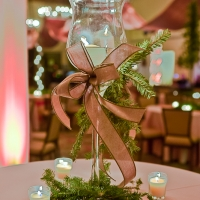 Country Club of the South Holiday Party - Decorations