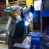 Piece welding