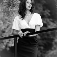 Portfolio Image - Model, Dress Boutique