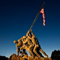Marine Memorial - Arlington, VA