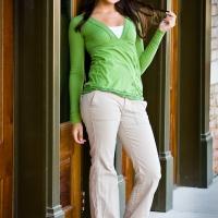 Latina Teen Model Portfolio